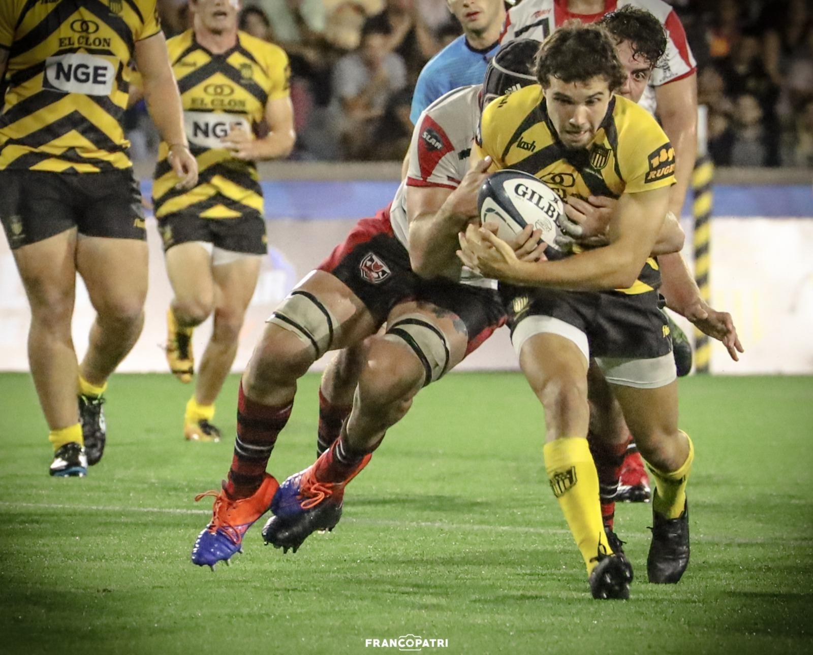 Peñarol Rugby definió su plantel para la SLAR
