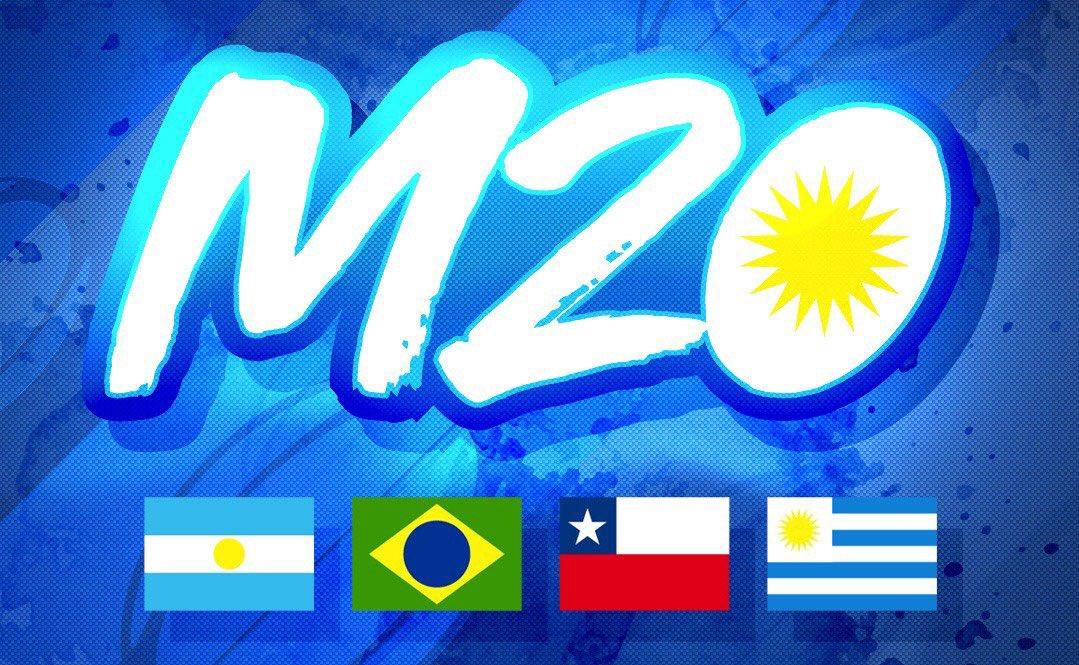 Así se jugará la jornada final del Sudamericano M20
