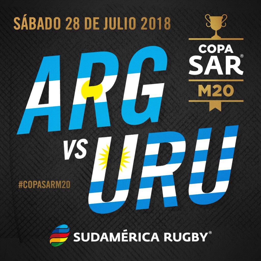 ¡Se viene la Copa Sudamérica Rugby!