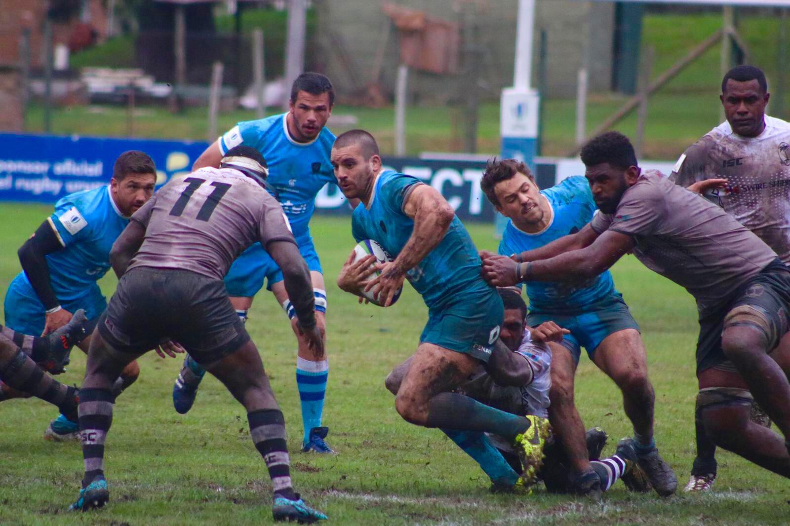 ¡Los Teros se miden ante Fiji!