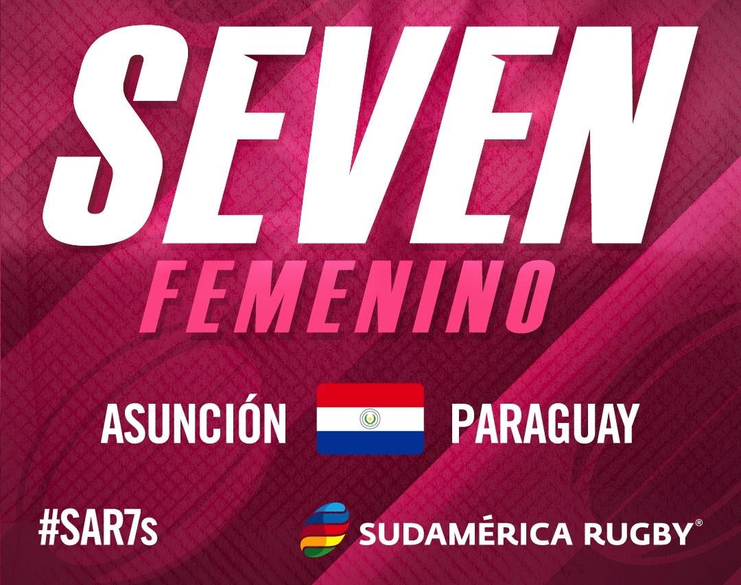 Las Teras participarán del Sudamericano de Seven Femenino