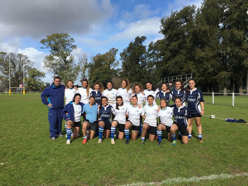 La Selección Femenina disputó un triangular en Argentina