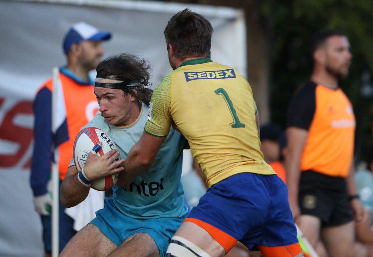 Uruguay fue subcampeón del Seven de Viña