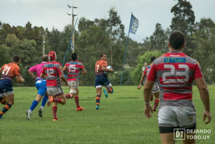 Los Uruguayos juegan la Fecha 6 de los torneos de la UAR