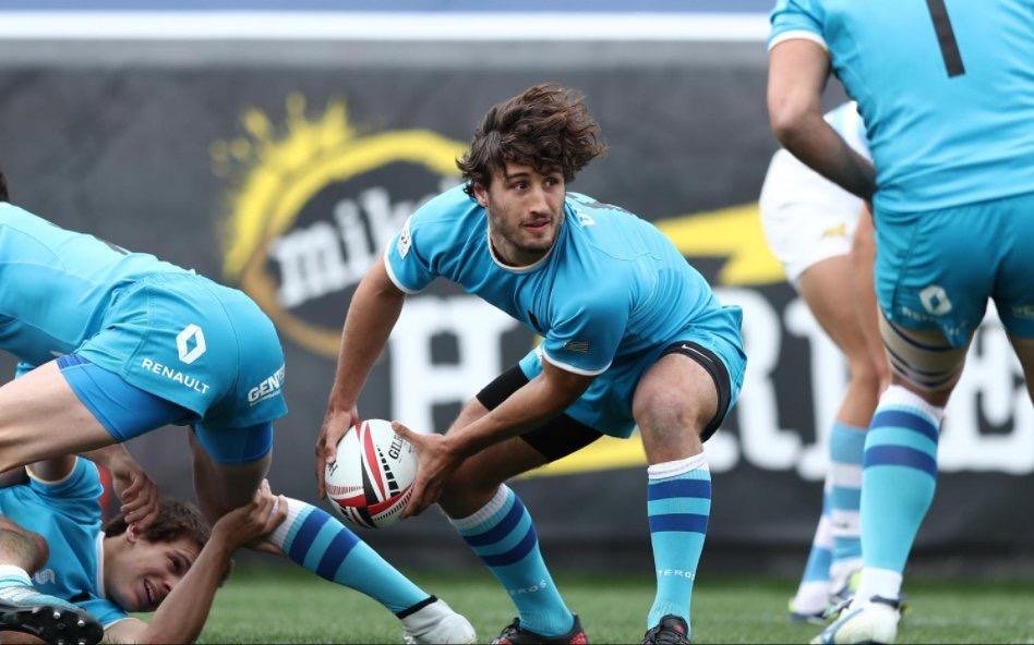 Uruguay finalizó su participación en Las Vegas
