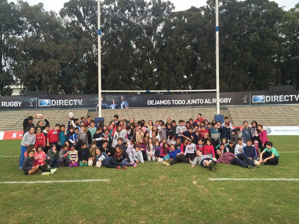 ¡Comienza un nuevo año para las Escuelitas de Rugby!