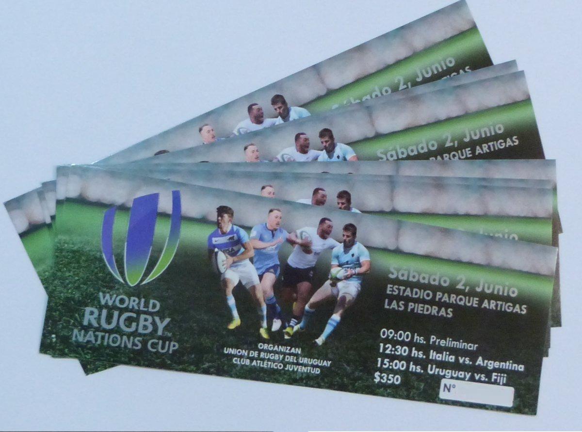 Venta de entradas para la Nations Cup 2018