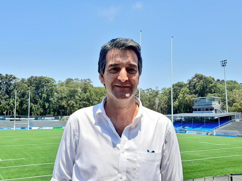 Pablo Ferrari fue reelecto como Presidente de la URU