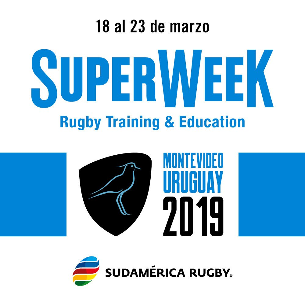¡SuperWeek en Uruguay!
