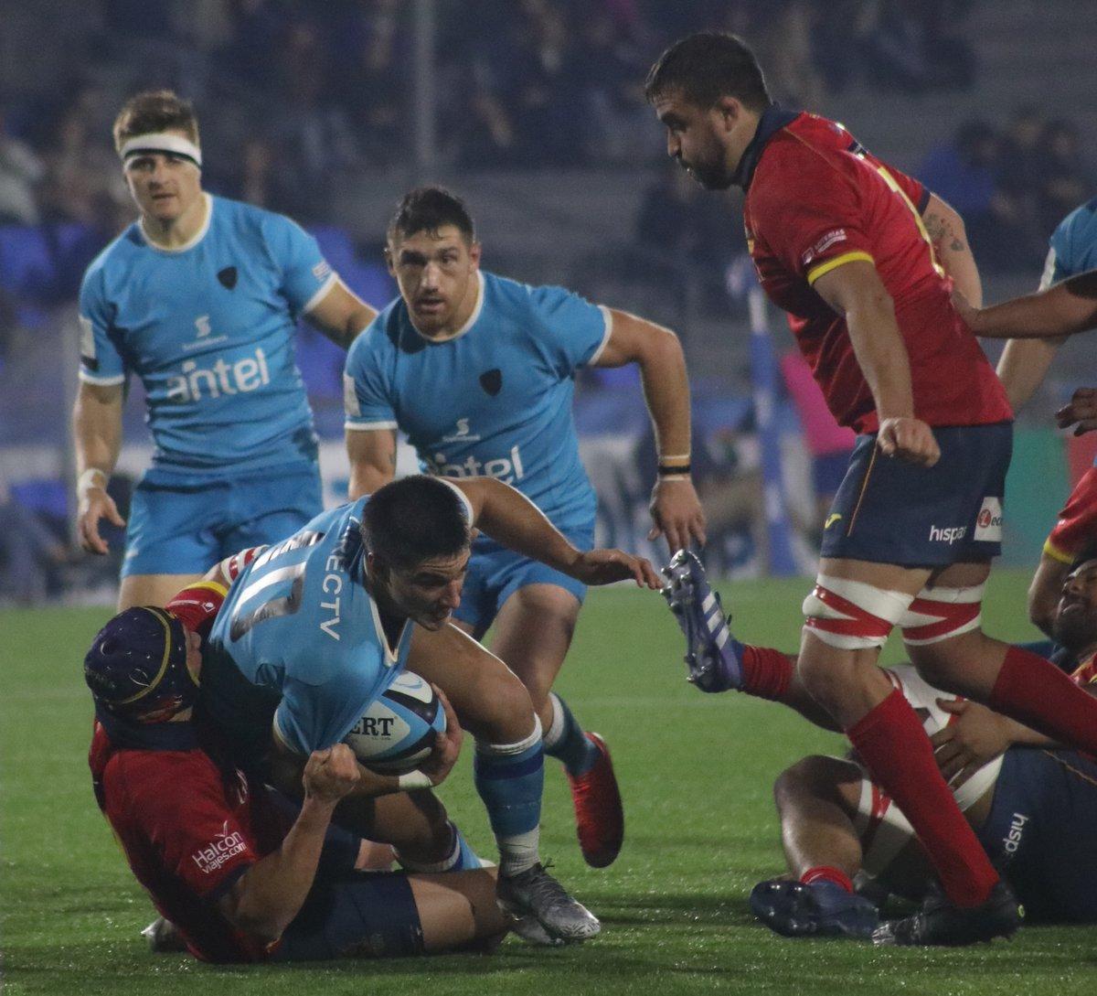 Uruguay cayó ante España