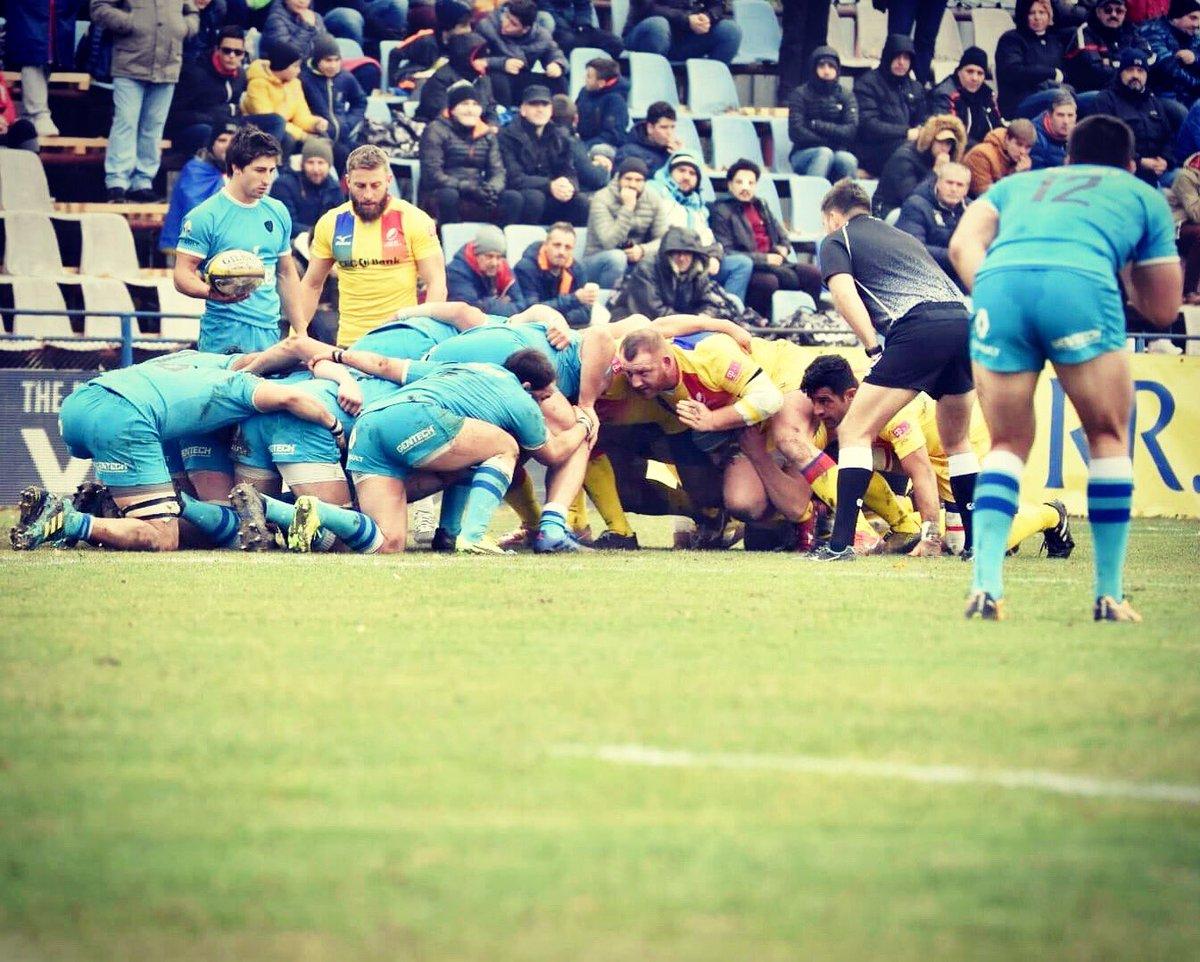¡Histórico triunfo de Uruguay en Bucarest!