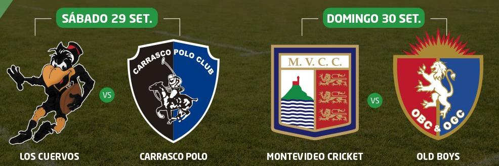 ¡Comienzan los Playoffs del Uruguayo de Clubes!