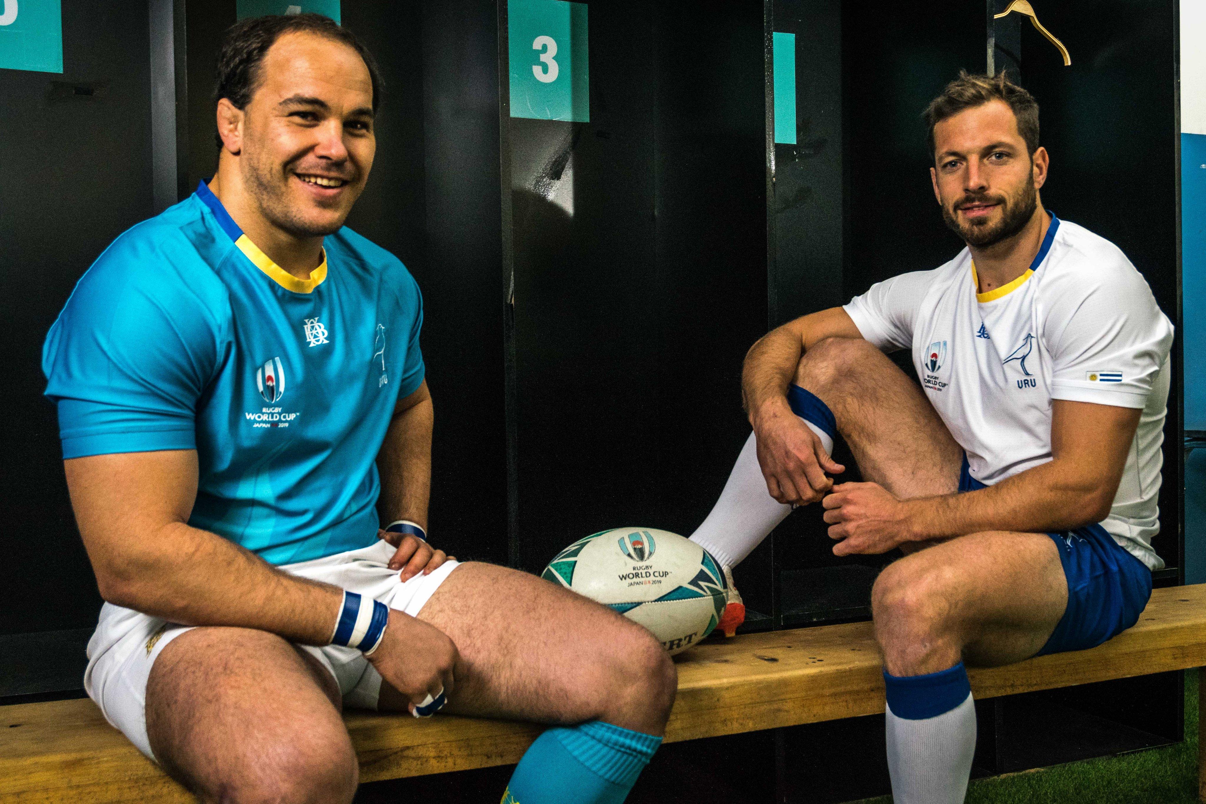 La indumentaria de Los Teros para la Copa del Mundo