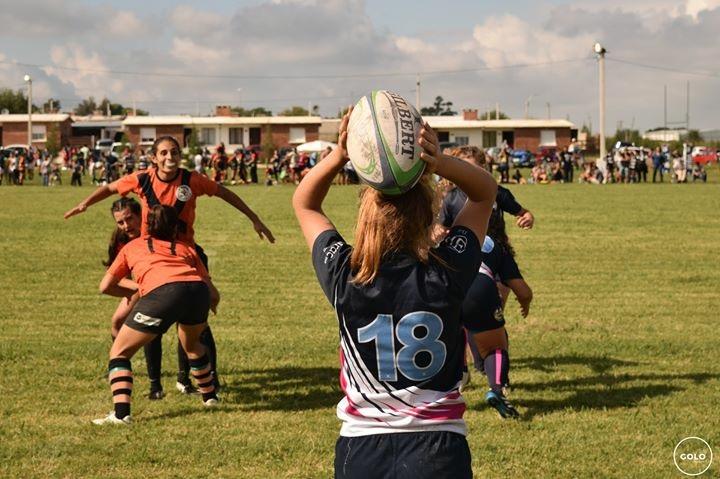 Comienza la Fase Campeonato de Rugby Femenino