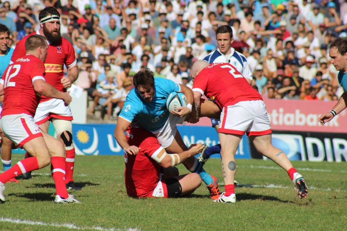 #ARC2019: Uruguay vs Canadá