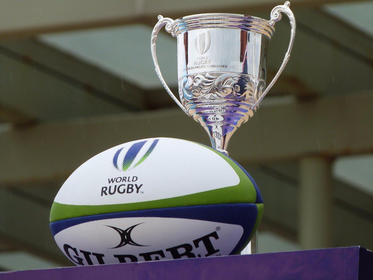 Anuncian el fixture del World Rugby Americas Pacific Challenge 2018