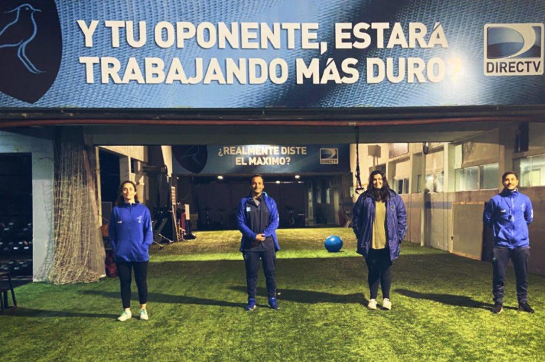 La Selección Femenina tiene nuevo Staff Técnico.