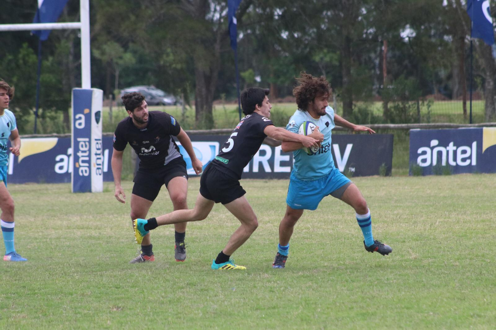 La Selección Uruguaya participó en el Seven de PSG