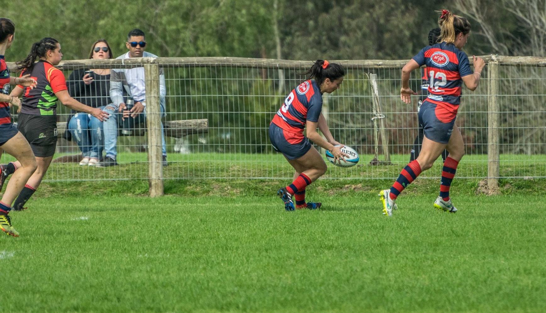¡Comienza el Circuito de Rugby Femenino!