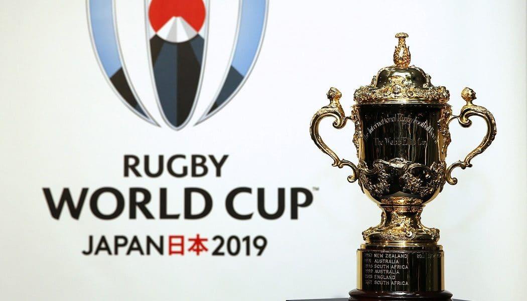Agredecimiento de la Unión Japonesa de Rugby a Uruguay por su participación en la RWC