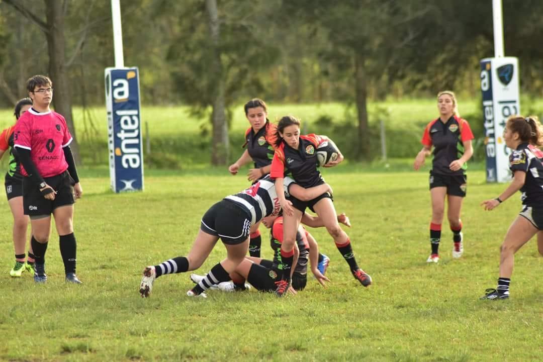 ¡Se disputó la 4ª  Fecha del Circuito Nacional de Rugby Femenino!