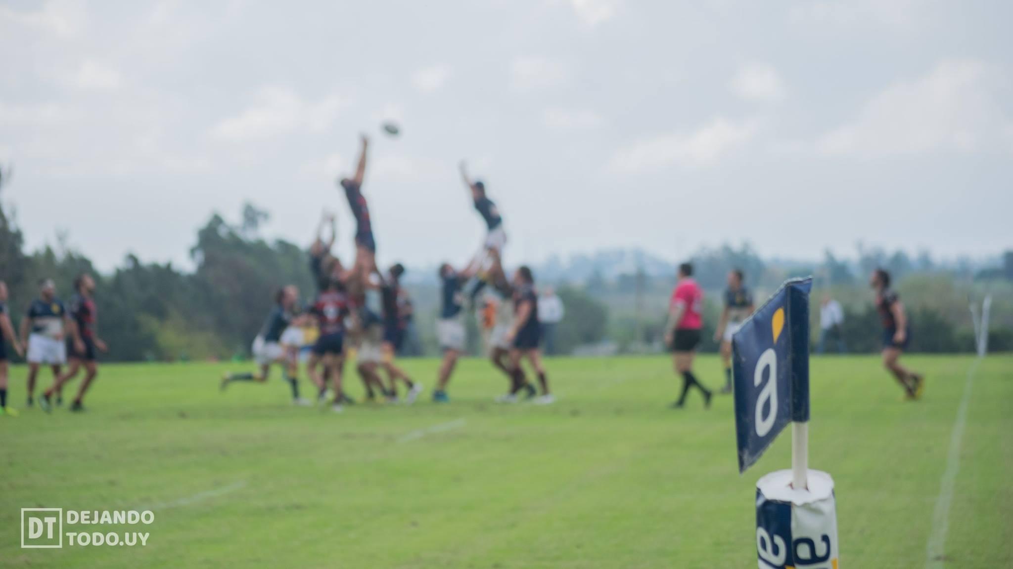 ¡Se viene un fin de semana a puro rugby en Uruguay!