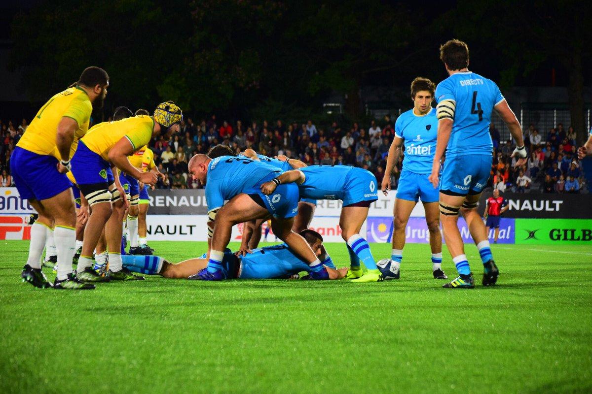 ¡Uruguay cerró el #ARC2019 con triunfo ante Brasil!