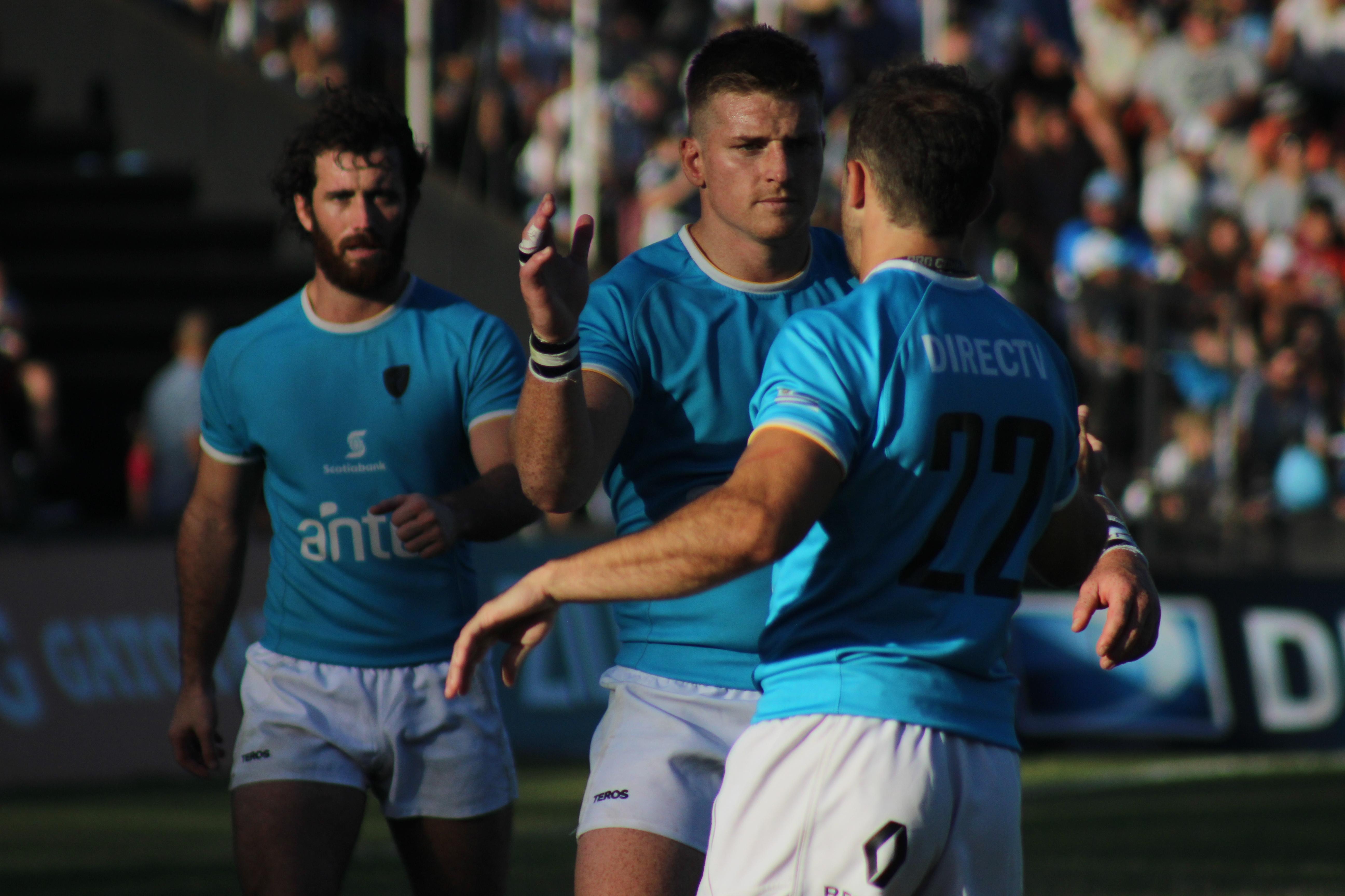 Los Teros llegaron a su 14° Test Match ganado de forma consecutiva