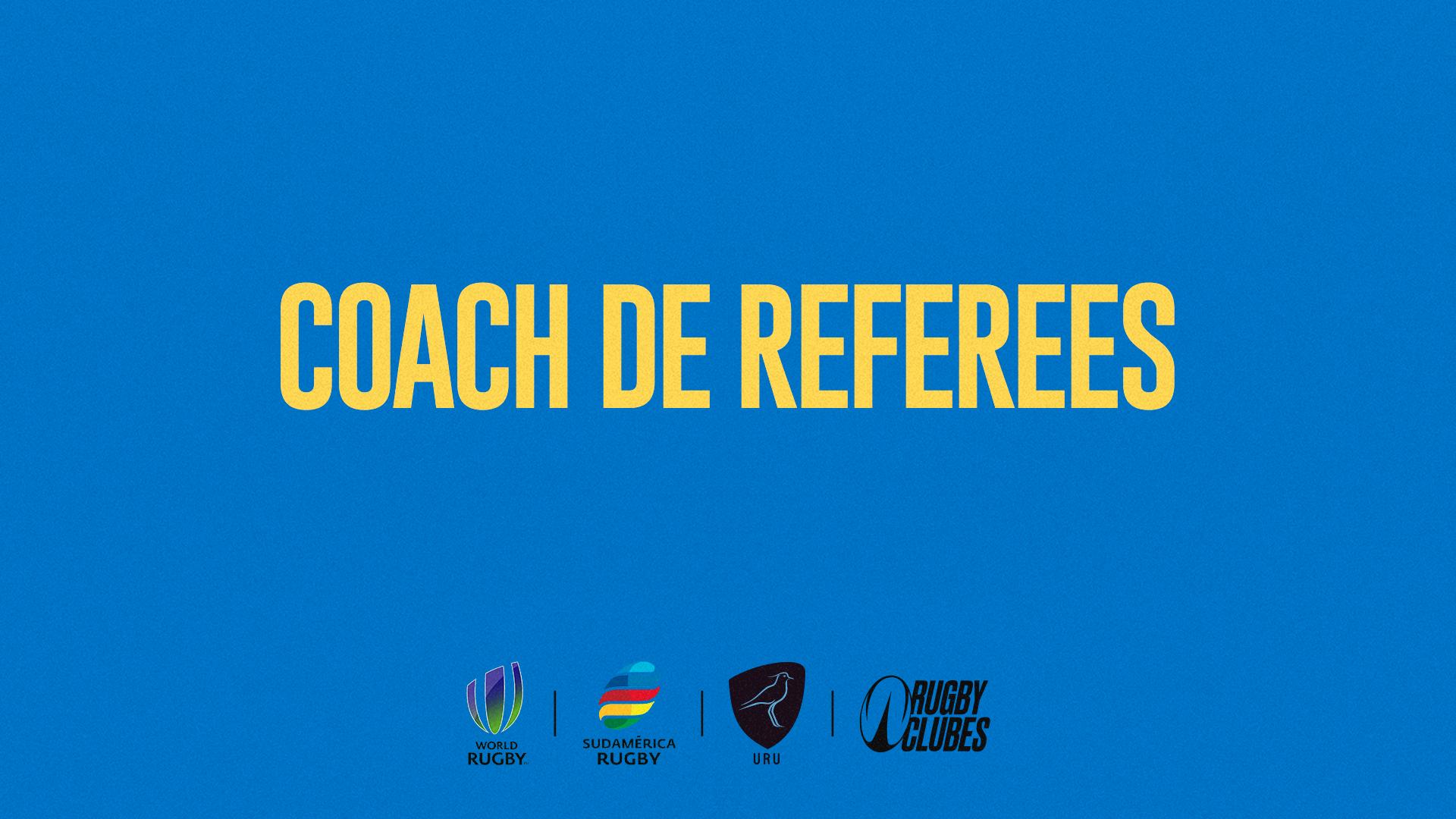 Coach de Referees