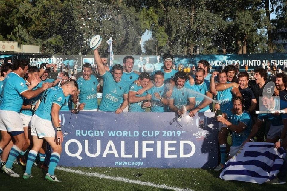 Plantel preliminar de Uruguay de 34 jugadores rumbo a la #RWC2019