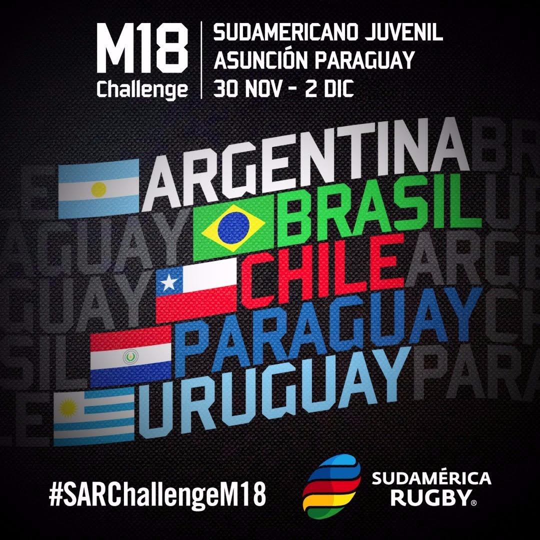 Se viene el Sudamericano M18 Challenge