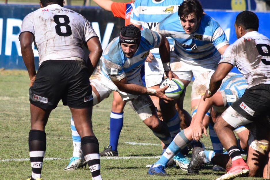 Argentina XV venció con claridad a los Fiji Warriors