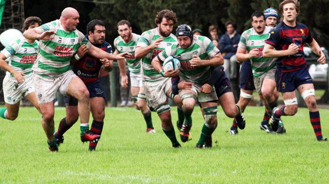 ¡Fin de semana cargado de actividad en el rugby de clubes!