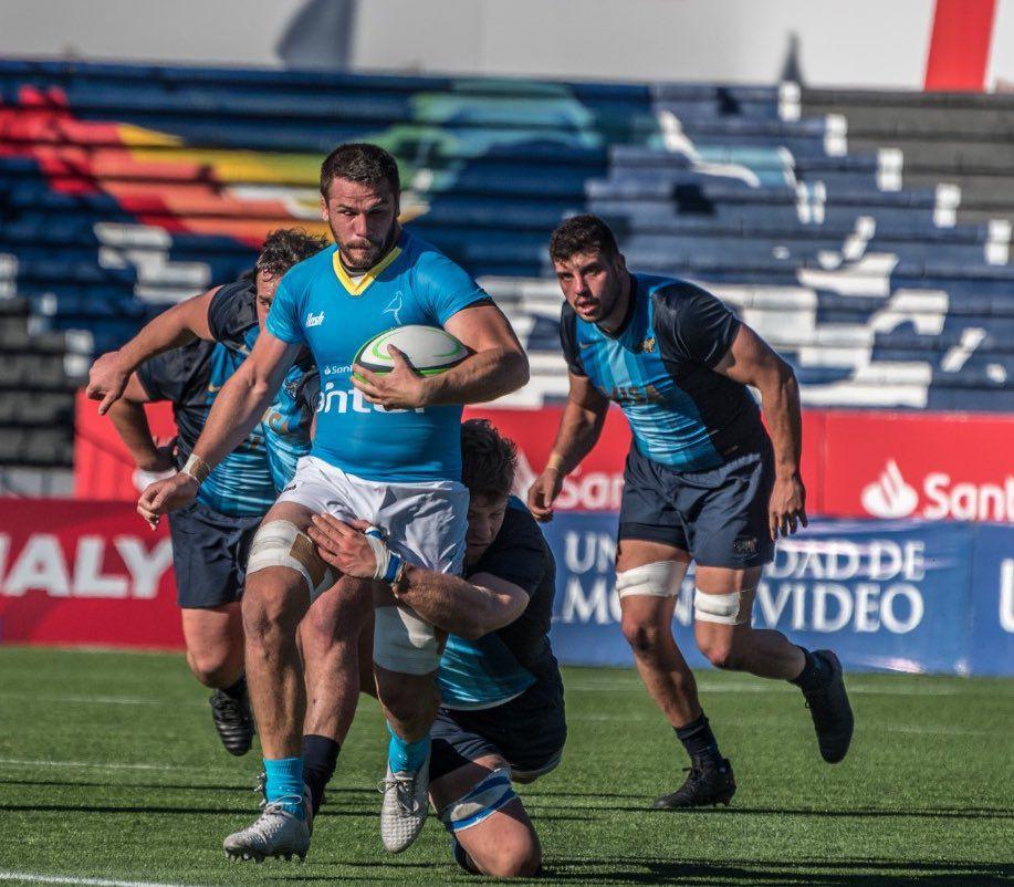 Sólida victoria de Los Teros ante Argentina XV