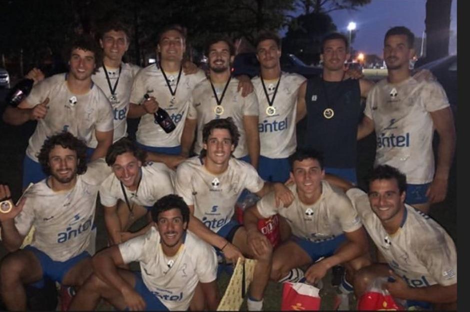 Uruguay Campeón en Mar del Plata