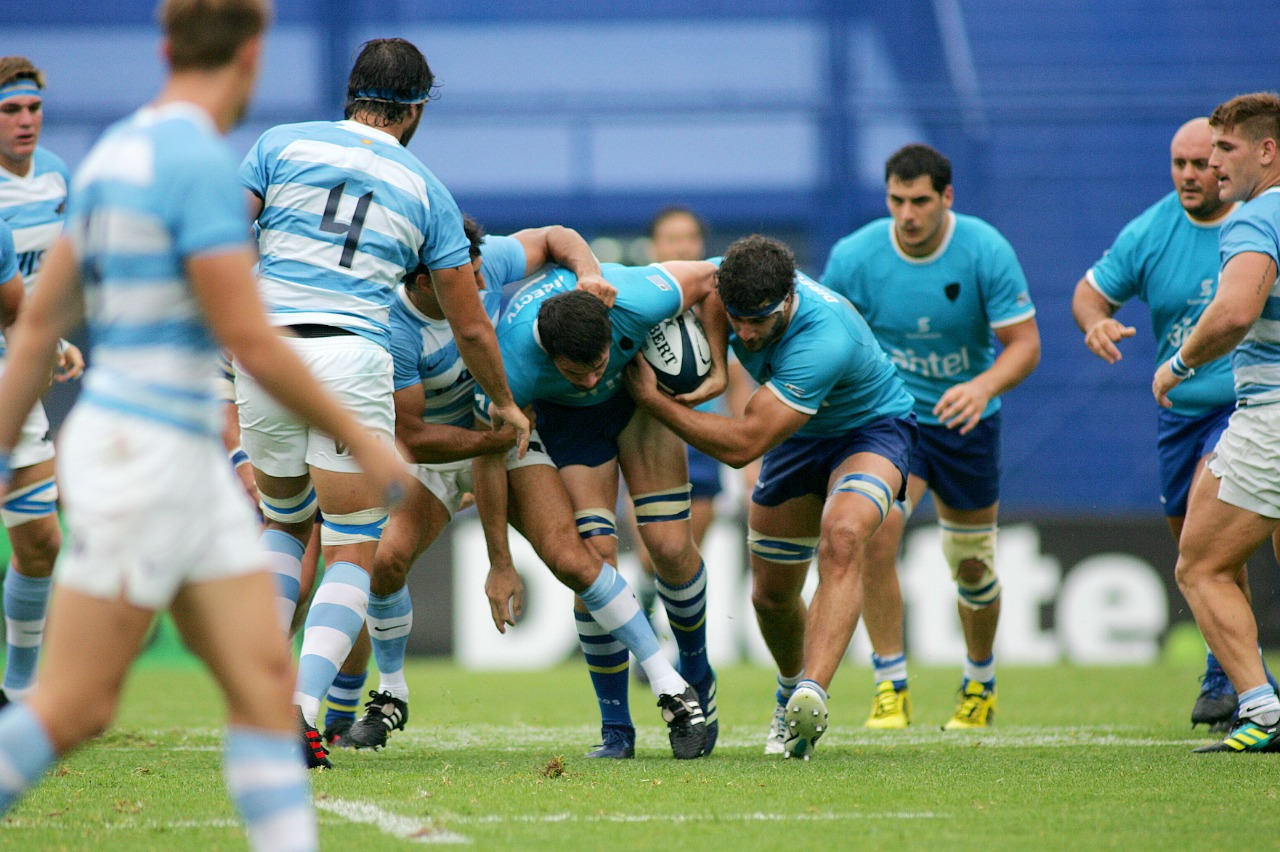 #ARC2019 | Uruguay cayó frente a Argentina XV