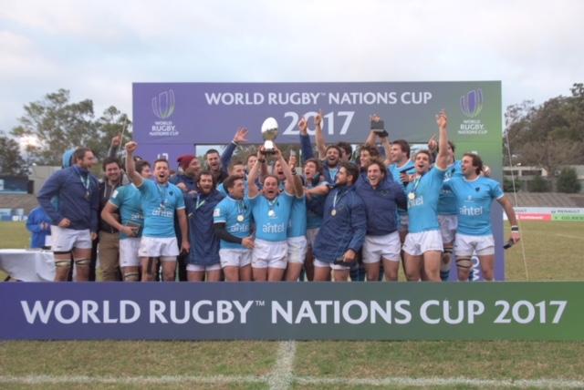 ¡La Nations Cup 2018 se jugará nuevamente en Uruguay!