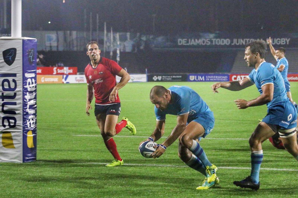 #ARC2019 | Uruguay venció a Chile en el Charrúa