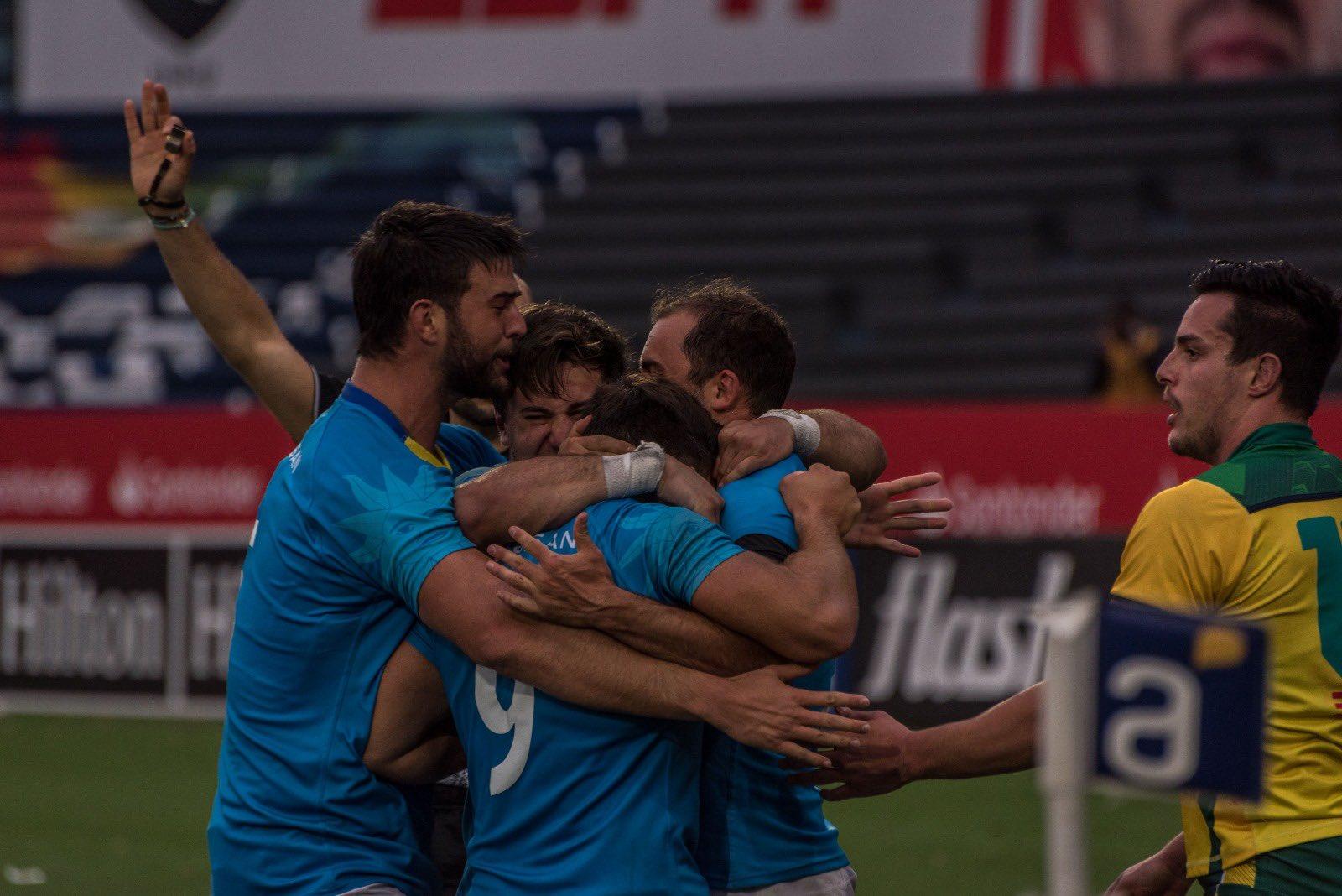¡Uruguay venció a Brasil y va por la clasificación directa al Mundial!