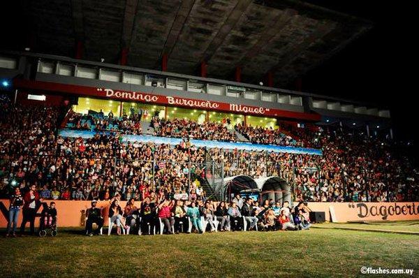 ARC Los Teros serán locales en Maldonado