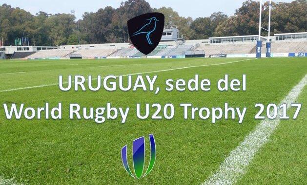Fecha confirmada para el World Rugby U20 Trophy en Uruguay
