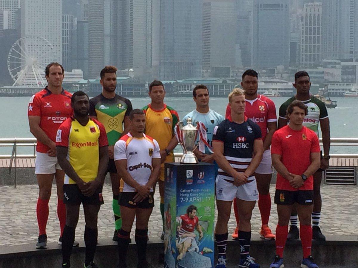 Los Teros 7s se empiezan a mover en Hong Kong