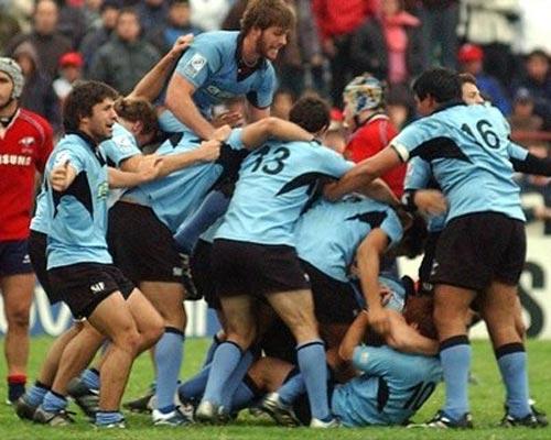 Un recuerdo imborrable: El Junior World Rugby Trophy 2008