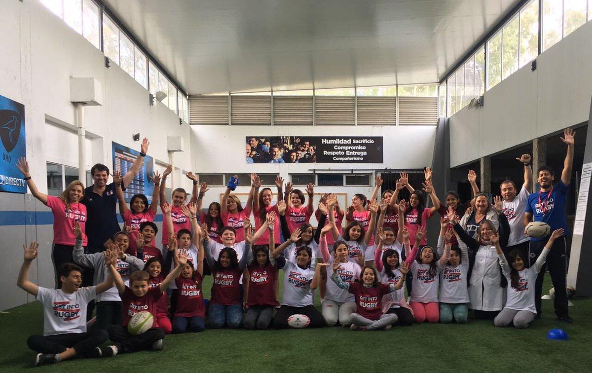 El Rugby Femenino en una etapa histórica de crecimiento