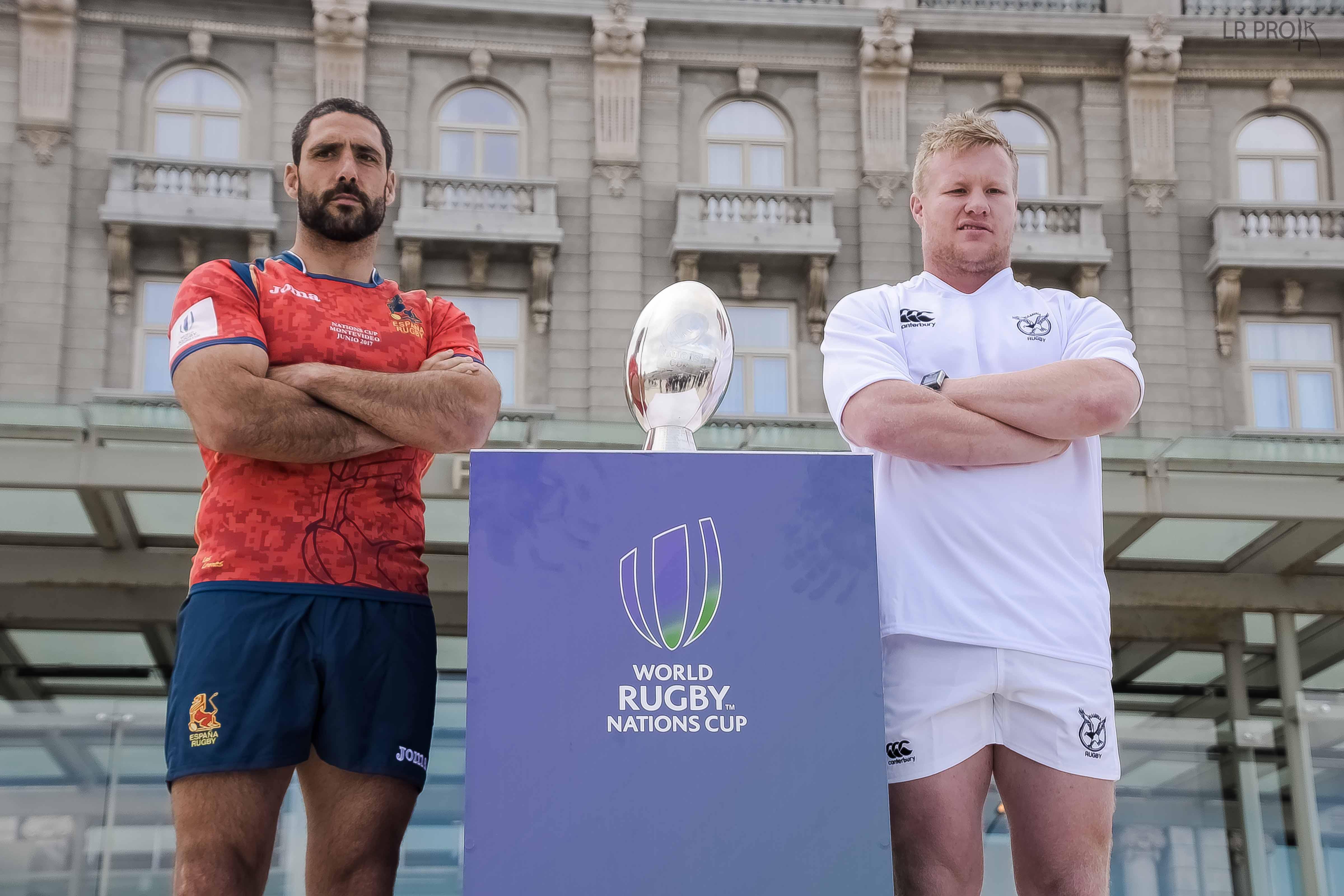 Namibia y España abren la Nations Cup