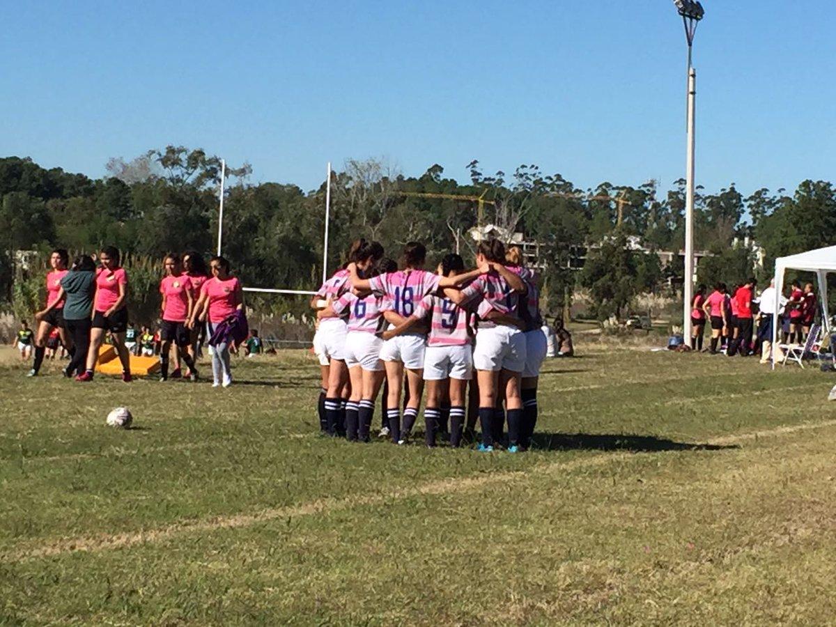 Inédito encuentro de Rugby 12 Femenino