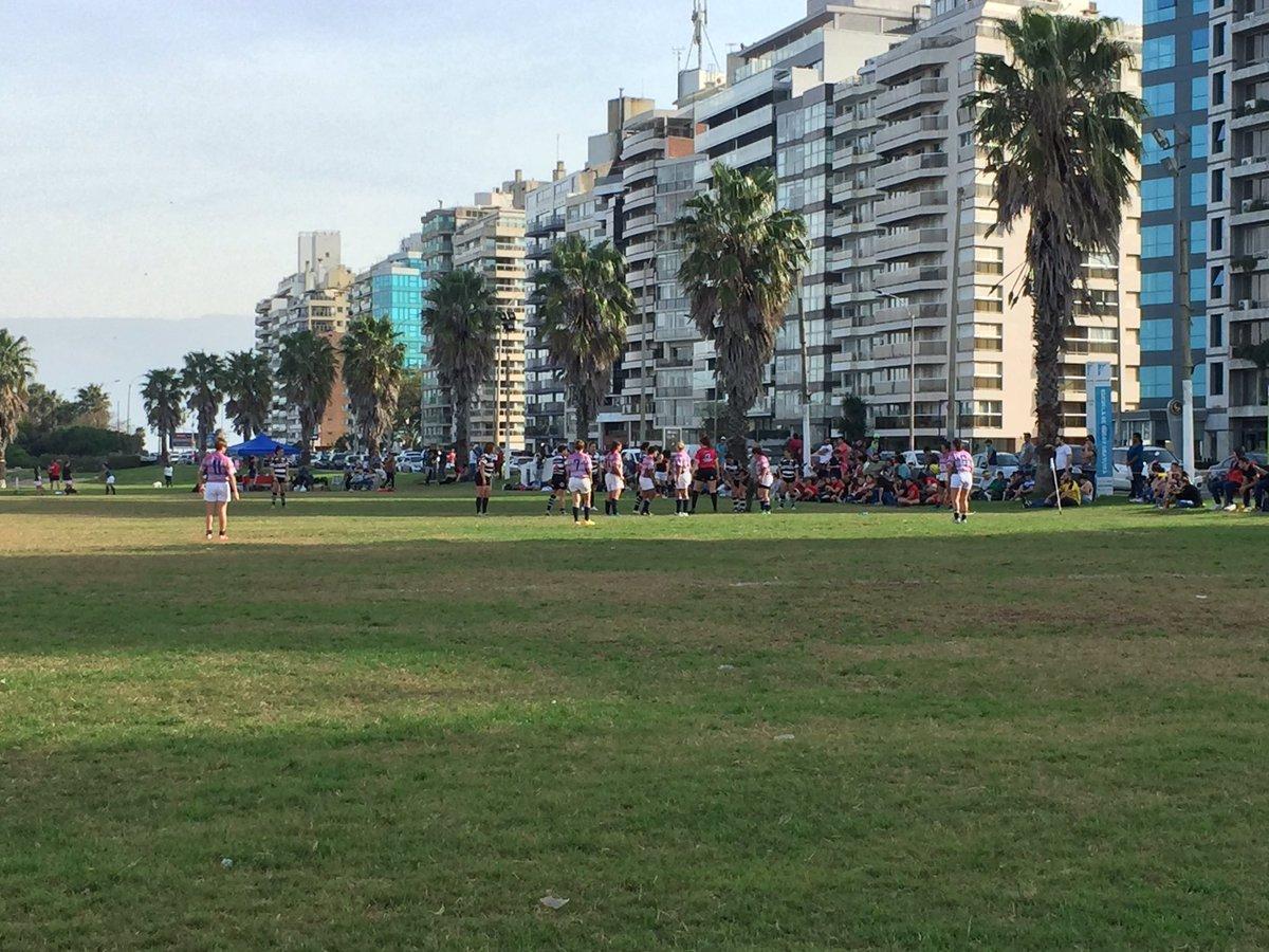¡Se realizó el 1° Encuentro de Rugby 12 Femenino!