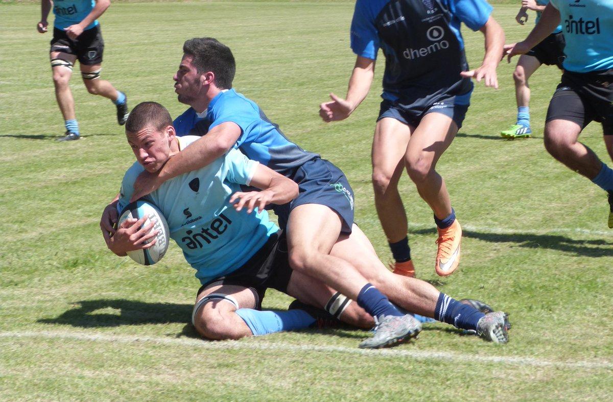 Fixture de Los Teritos en el World Rugby U20 Trophy 2017