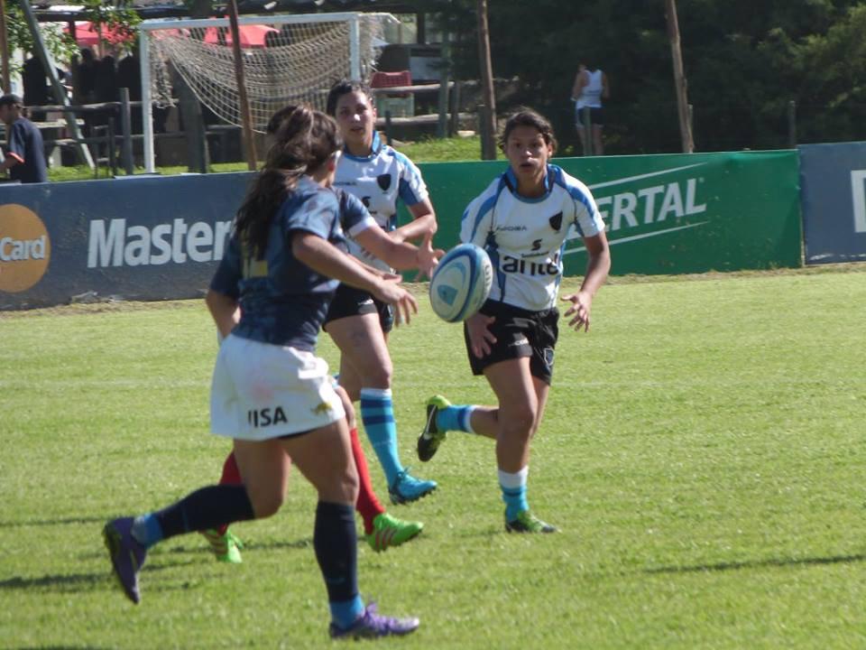 Taller de Rugby Femenino