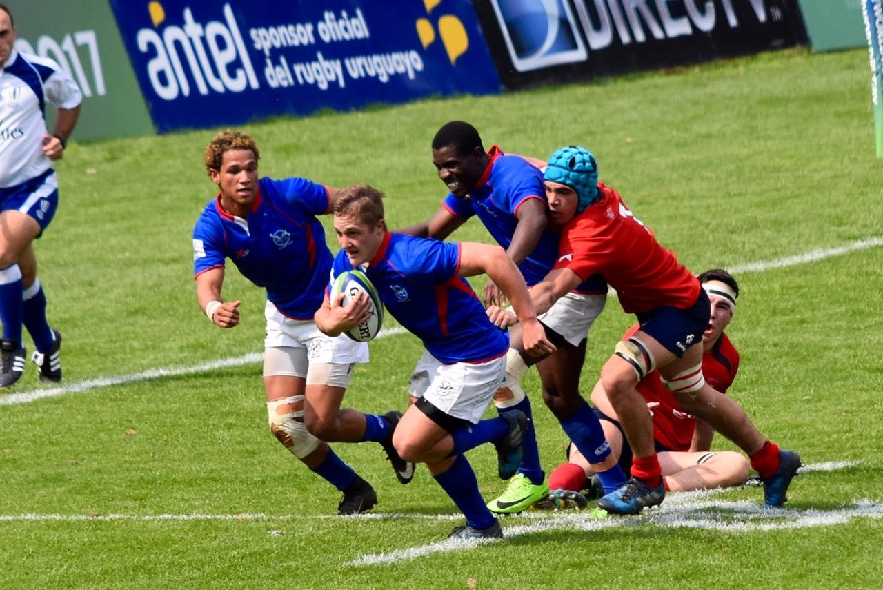 Namibia venció a Chile en su segunda presentación